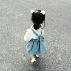 Cute Little Baby, Baby Kind, Cute Baby Girl, Little Babies, Baby Love, Cute Asian Babies, Korean Babies, Asian Kids, Cute Babies