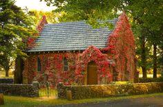 Gostwyck Chapel, Armidale Australia