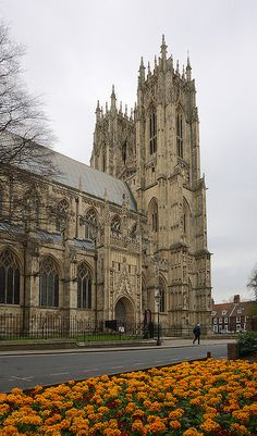 Beverley Minster, East Yorkshire, England