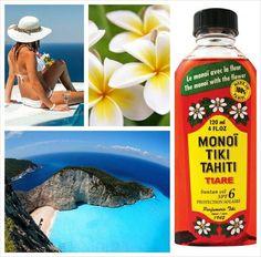 Επειδή μας ρωτάτε....ήρθε ξανά στο e-shop μας... MONOΪ TIKI TAHITI SPF 6!!! Αυτό το φανταστικό προϊόν θα ξεσηκώσει τις αισθήσεις σας με το εξωτικό αρωμά του και θα σας χαρίσει τροπικό μαύρισμα!