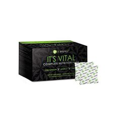 It's Vital Complete Nutrition Pack // Meet all of your daily vital nutrition needs with added nutrients and minerals, superior calcium absorption, and triple strength support for heart health all in one premeasured daily pack.It's Vital Complete Nutrition Pack builds on the foundational It's Vital Core Nutrition, adding It's Vital Minerals and It's Vital Omega-3 to give you complete, premium nutrition. // $69 Loyal Customer, $115 Retail