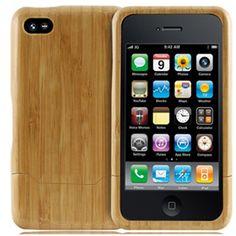 Bamboo case