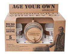from Woodinville Whiskey Co.: The magic that happens inside of a whiskey barrel has always intr...