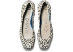 Brown Gisele Ballet Flats top- STOP IT!  I can't take the cuteness...