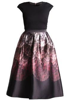 Ted Baker CARSER - Cocktailkleid / festliches Kleid - black für 419,95 € (29.03.17) versandkostenfrei bei Zalando bestellen.