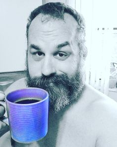 Happy Monday fuckers.  Enjoy my #bedhead  and #sleepy face.  #mugshot #instagram