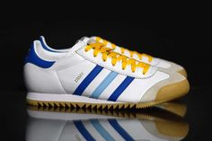 """adidas release limited edition Zissou shoes from Wes Anderson's """"The Life Aquatic"""" 