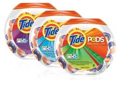 Tide detergent pods launch pushed back.