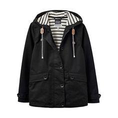 BuyJoules Right as Rain Coast Waterproof Jacket, Black, 8 Online at johnlewis.com