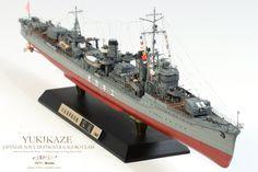 HQ photo IJN Destroyer Yukikaze, Kagero class, infini class by HyunSoo (Korea) http://blog.naver.com/wepman3/220616861063