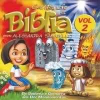 Alessandra Samadello - Cantando a Bíblia Vol. 2 2008