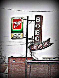 Bobo Drive-In - Topeka KS