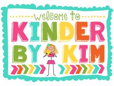 KinderbyKim's Blogspot!