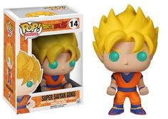Pop! Animation: Dragonball Z - Super Saiyan Goku | Funko