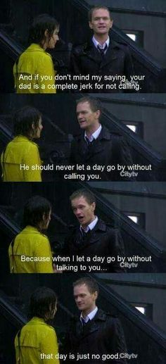 Barney and Robin. How I Met Your Mother.