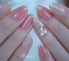 See related links to what you are looking for. Simple Elegant Nails, Gel French Manicure, Glamour Makeup, Burgundy Nails, Nude Nails, Nail Arts, Nail Inspo, Beauty Nails, Pretty Nails