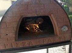 Forni a legna pizza party per interno on pinterest pizza - Piano cottura per esterno ...