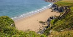 Musselwick beach _ Pembrokeshire