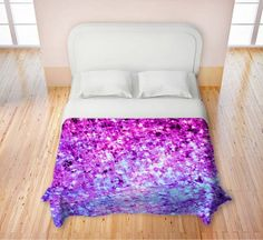 RADIANT ORCHID GALAXY Fine Art Duvet Covers King by EbiEmporium, $220.00 #purple #ocean #galaxy #ombre #purple #lavender #lilac #blue #periwinkle #galactic #orbit #nebula #whimsical #pretty #lovely #elegant #duvet #cover #blanket # #polyester #twill #decor #homedecor #decorative #dorm #bedroom #bedding #stylish #modern #home #art #fineart #painting #abstract #pattern #stars #night #sky #starry #plum #radiant #orchid #whimsical