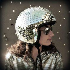 shiny disco disco