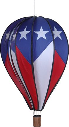 Hanging wind spinners that look just like a hot air balloon. These hot air balloons are easy to assemble & come in a variety of fun designs! Premier Designs, Box Kite, Stunt Kite, Kite Designs, Halloween Moon, Wind Sculptures, Custom Flags, Wind Spinners, Hot Air Balloon