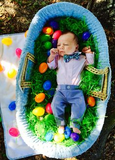 My first Easter picture