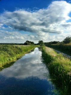 Grantham Canal, Nottinghamshire