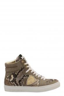 PHILIPPE MODEL - Sneakers - 230031 - BEIGE/PITONE