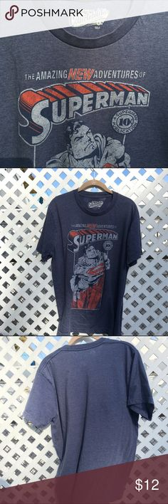 Mens Old Navy Collectibilities superman tshirt LNWOT  size Large Old Navy Shirts Tees - Short Sleeve