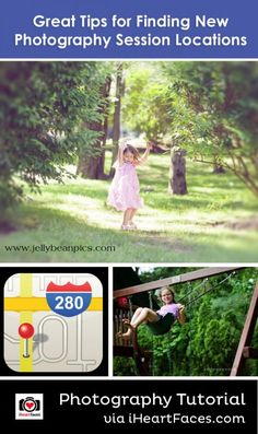 Great Tips for Finding New Photography Session Locations