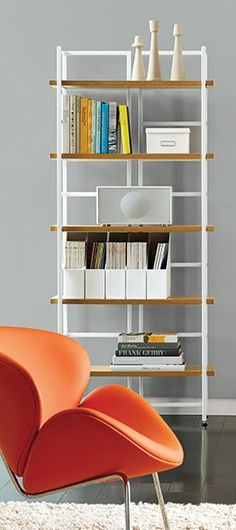 Our Connections Shelving Is Ultimately Customizable And Infinitely  Beautiful. From The Container Store