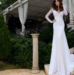 Novalepa wedding dress