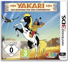 YAKARI- Das Geheimnis von Vier- Jahreszeiten