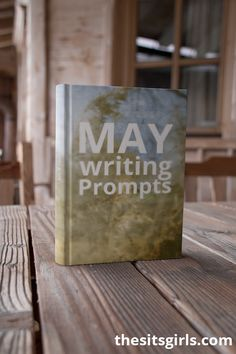 Struggling to come up with blog content? Click through and read our 31 days of writing prompts for May. It's the perfect list to get you inspired to write.