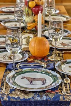 A Moveable Feast – An Equestrian Thanksgiving | Equestrian Stylist