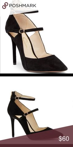 78a733650 🆕Jessica Simpson  Liviana Pointed Toe Suede Pump BRAND NEW IN BOX! Make me