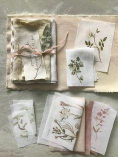 Scrap Fabric Projects, Fabric Scraps, Craft Projects, Textiles, Diy Crafts Jewelry, Stitch Kit, Botanical Illustration, Craft Fairs, Needlework