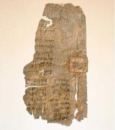11Q5 Psalms Scroll Herodian period