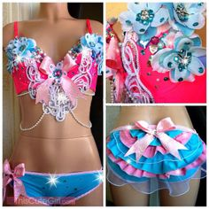 5b6d868f8c Sexy Girls Festival Outfits for sale online - Festival Fanatics