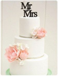 Wedding Cake Toppers - Wedding Decorations - Page 4