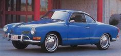 "Since the first Karmann Ghia used the same Volkswagen air cooled engine, as the Beetle, the car was not suitable as a true sports car, however, the car's styling and ""Beetle reliable"" parts made up for this shortfall. The Karmann Ghia also shared engine development with the Beetle as the Type 1 engine grew larger with time, finally arriving at an engine displacement of 1584 cc"