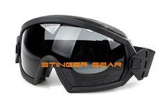 FMA LPG01BK12-2R PC Tactical Optical Regulator Goggle Protection Goggles BK,DE(SKU12050440)