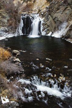 Nespelum Falls, Washington state