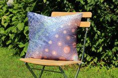 cuscino - cushion 100% seta - silk handmade batik unique piece 45 x45 cm