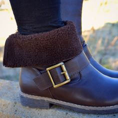 Wild Buffalo Brown Ankle Boot | Amazing Lace