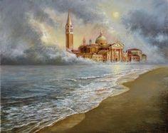 ImpressioniArtistiche: Antonio Nunziante Surrealism, Painting, Art, Art Background, Painting Art, Kunst, Paintings, Performing Arts, Painted Canvas