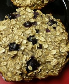 Weight Watchers Simply Filling Protein Breakfast Cookies~ www.facebook.com/Simplyfilling