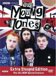 Today in history. Ade Edmondson born in 1957 (in Bradford!) The Young Ones: British comedy classic
