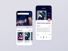 Bookstore Concept designed by Leonid Arestov. Connect with them on Dribbble; How To Introduce Yourself, Improve Yourself, Improve Your Vocabulary, Anne Of Green Gables, Mystery Thriller, Saint Charles, Another World, Interactive Design, Show And Tell