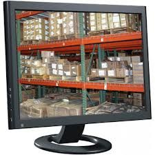 17inch LCD Flat Screen Monitor with VGA Input